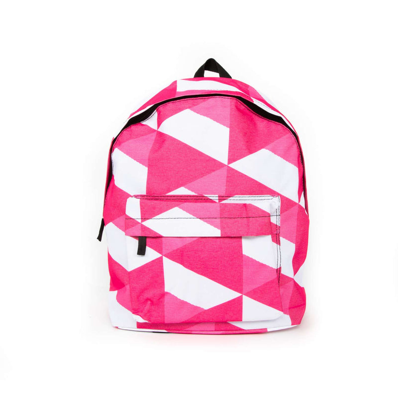"Patterned 15"" Economy Backpacks"