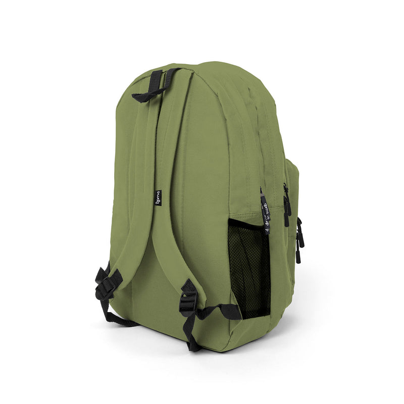 Olive - BG0101 Discount Backpack Side