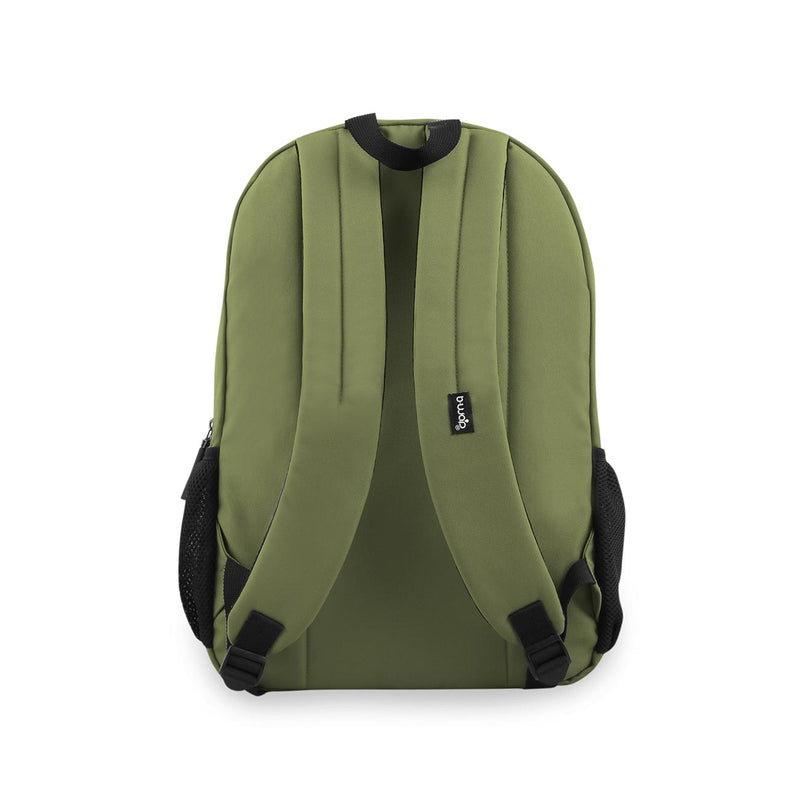 Olive Wholesale Backpack Sold in Bulk