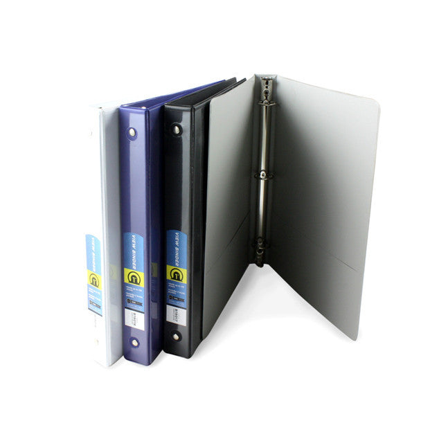 Wholesale 3-Ring View Binders Bulk School Supplies