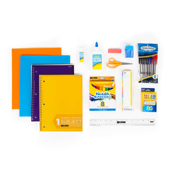 1st-5th Student Kit (62 Piece)
