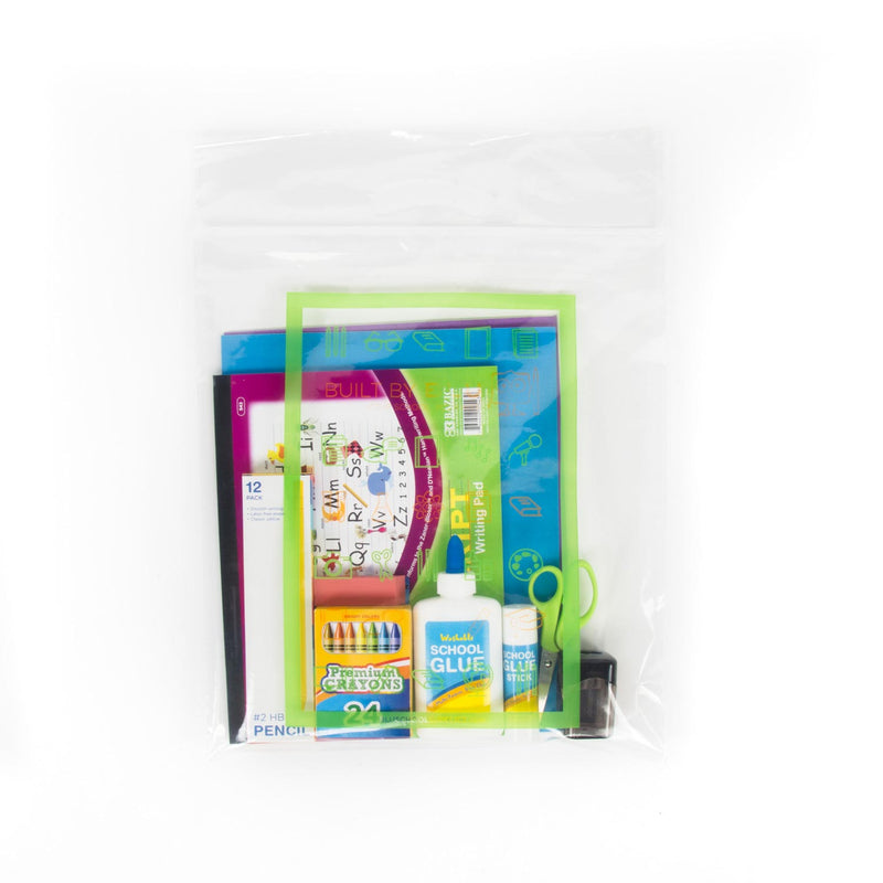 Kindergarten School Supply Kit Sold at Wholesale