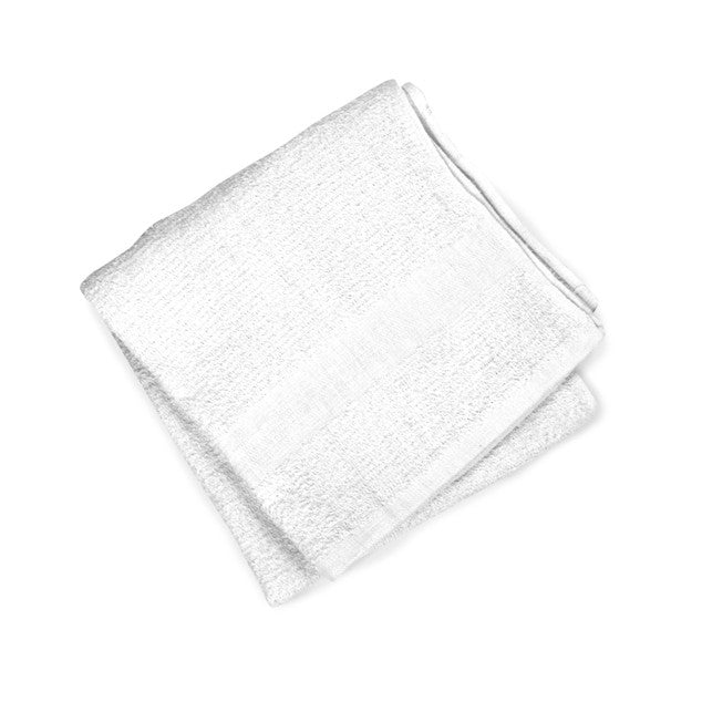Wholesale White Bath Towel 20 x 40 Hygiene Products Sold in Bulk