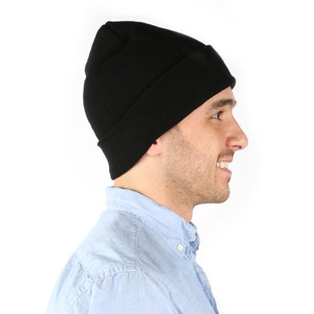 Discount Adult Beanies Winter Wear Sold in Bulk