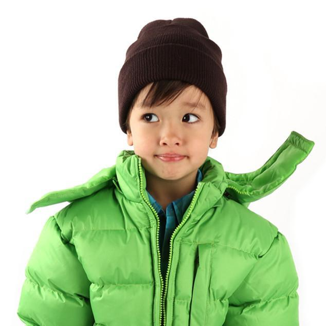 Discount Assorted Color Child Beanies Winter Wear Sold in Bulk