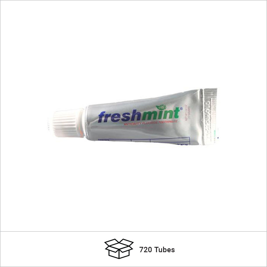 Discount Personal Care Product .06oz Toothpaste Sold in Bulk