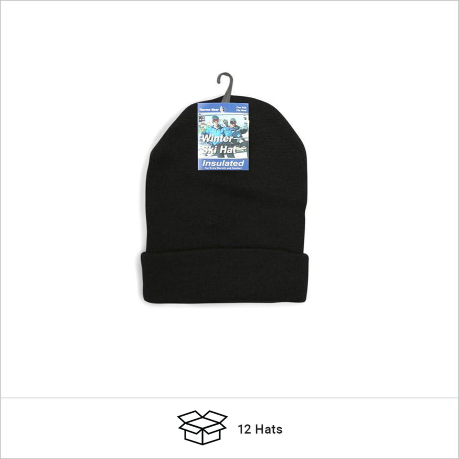 Discount Adult Beanies Sold in Bulk