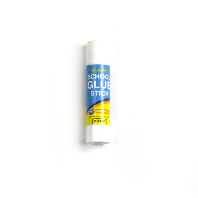 Wholesale School Supplies Glue Stick Sold in Bulk