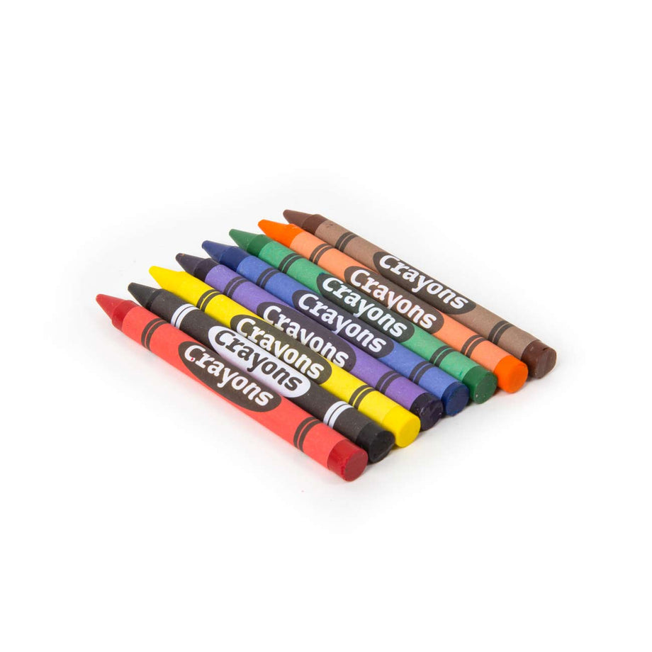 Wholesale 8 Pack of Premium Crayons