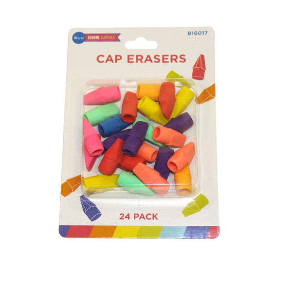 Supplies For Classroom Wholesale Pencil Cap Erasers Bulk in Packs