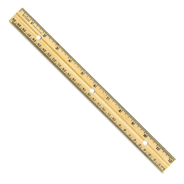 Discount Wooden Ruler School Supplies when Purchased in Bulk