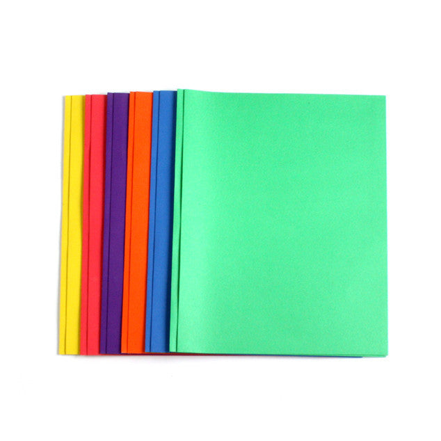 Wholesale Classroom Supplies Paper with Brads Folders Sold in Bulk