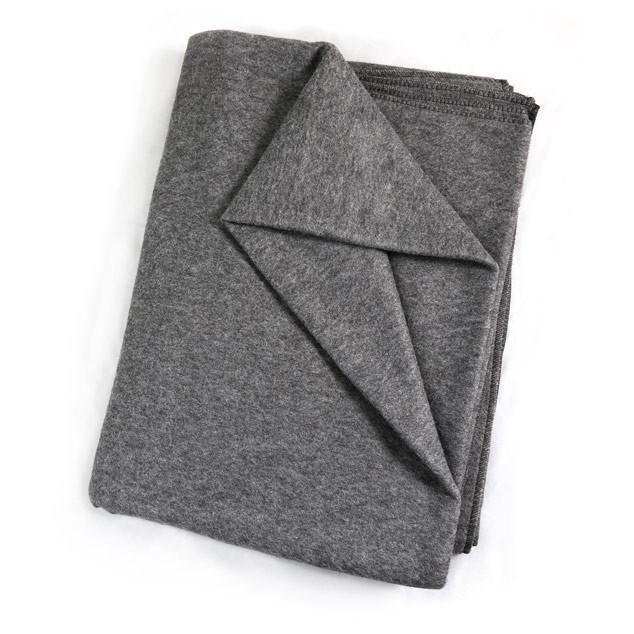 Wholesale Gray Warm Products Winter Blankets Sold in Bulk