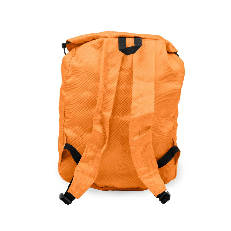 Wholesale Orange 18 inch Out Door Bulk Backpacks