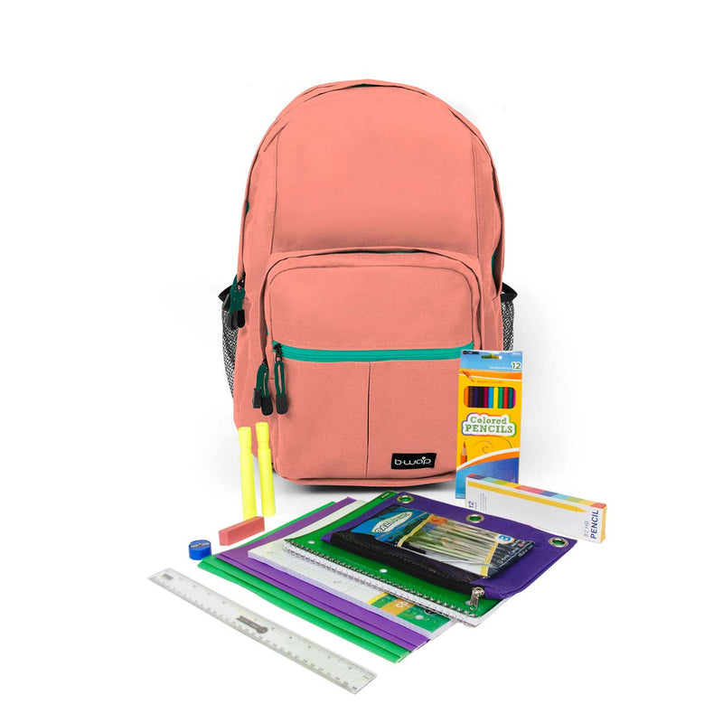 "6th-12th Student Kit (42 Piece) in 18"" Territory Backpacks"