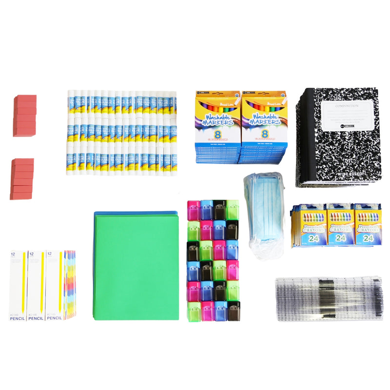 Teacher Appreciation Kit Support Kit To Replenish Classroom Stock Supply