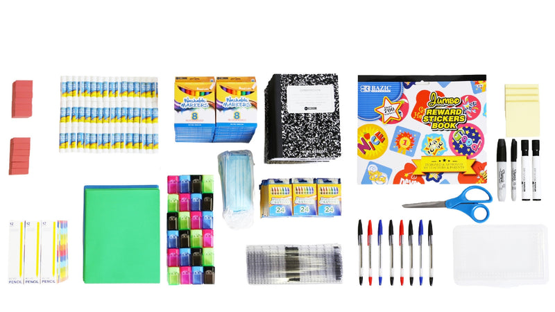 Teacher Support Kit With Add On Included To Resupply Teacher Classroom Items For School Year
