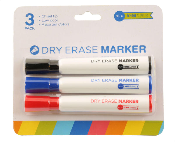 Wholesale School Supplies Dry Erase Markers Sold in Bulk