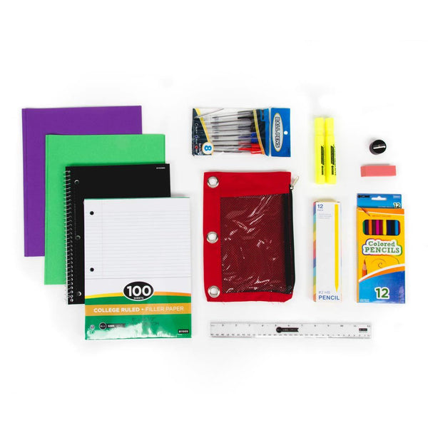 6th-12th Student Kit Sold in Bulk