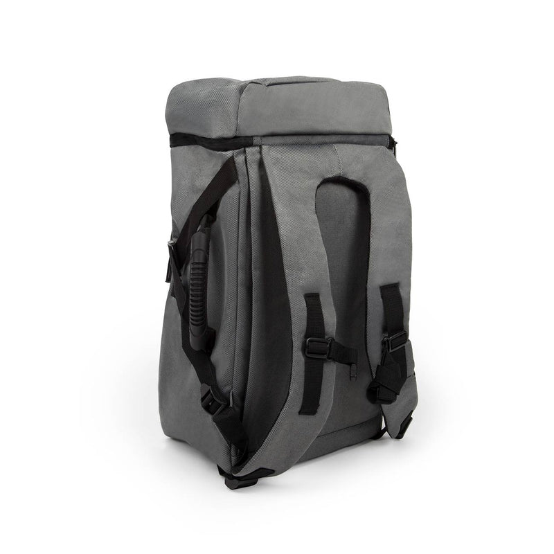 "Wholesale The Nomad ""Doc"" Gray Backpack Sold in Bulk"