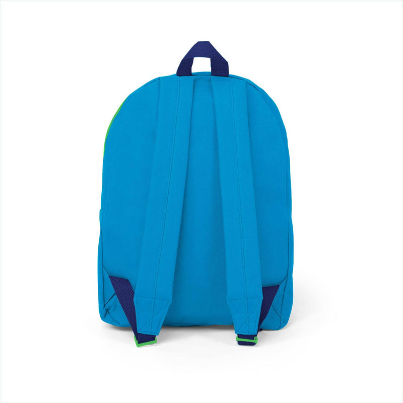 Combo 1 Discount Blue 16 inch Standard Bulk Backpacks