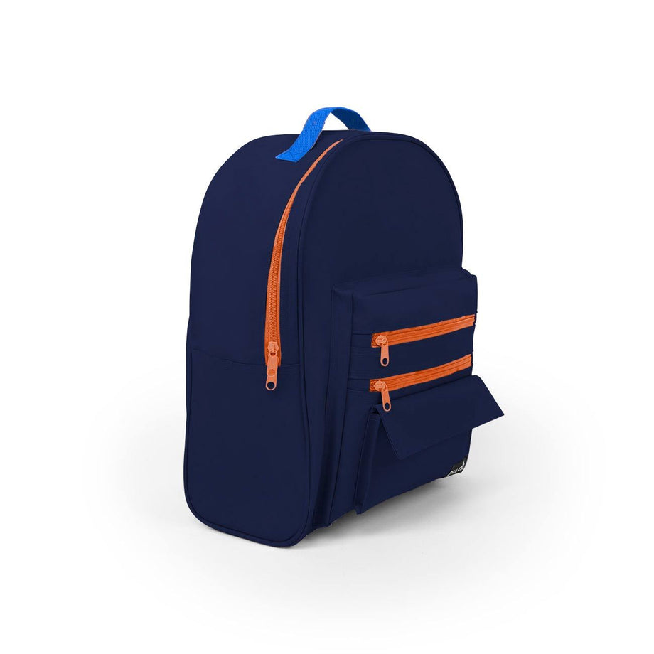 Coral Island - BP0113 Wholesale 16 inch Classic Backpacks Sold in Bulk