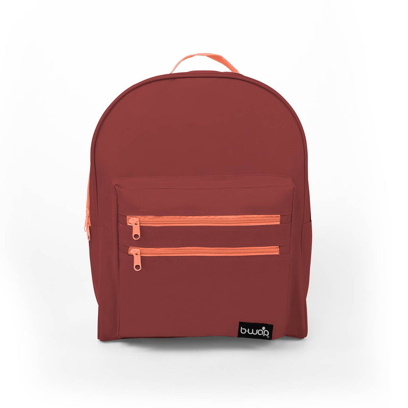 Cranberry Wholesale 16 inch Classic Bulk Backpacks