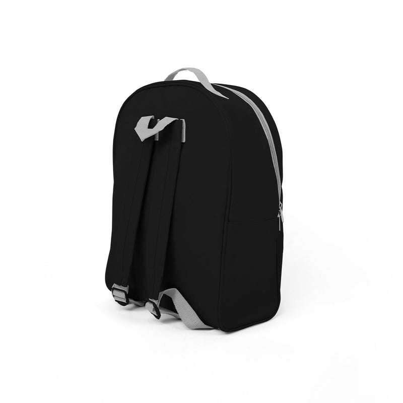 Midnight Black Classic Bulk Backpacks