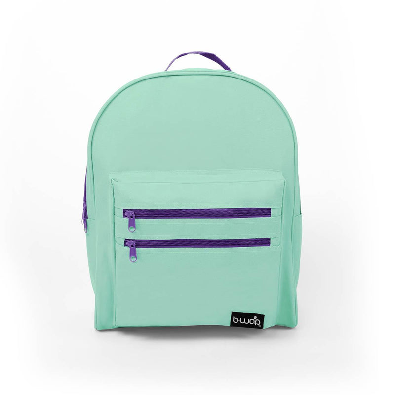 Mint Berry Wholesale 16 inch Classic Bulk Backpacks