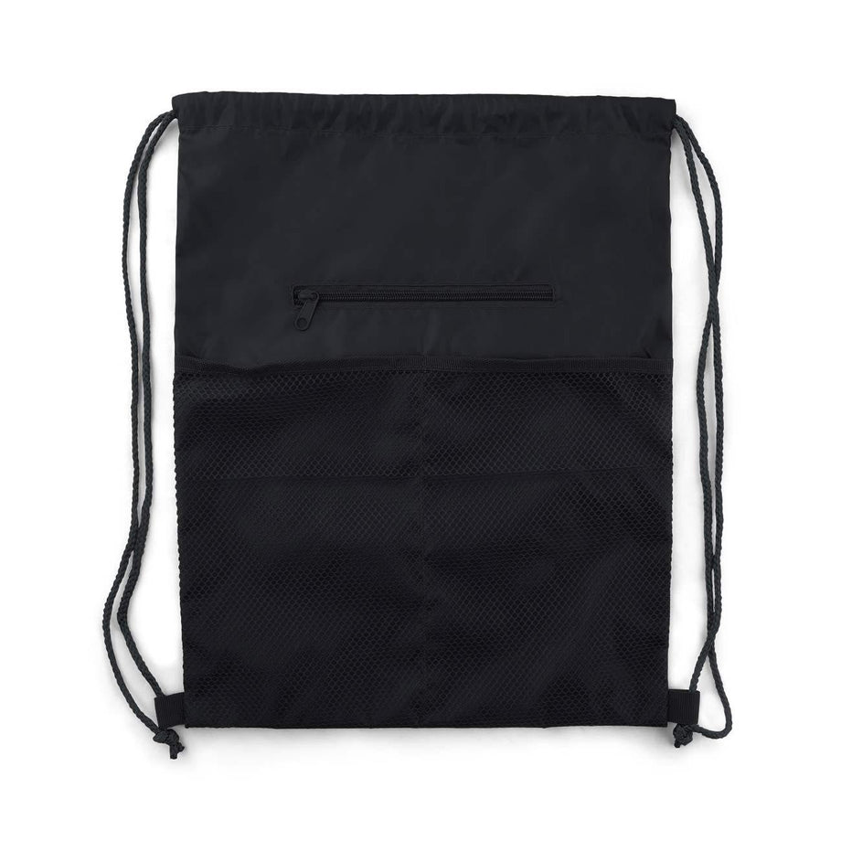 Black - BP1122 Discount 18 Inch Drawstring Bulk Backpacks