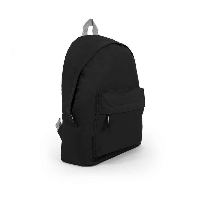 Black Discount Economy Backpacks Sold in Bulk