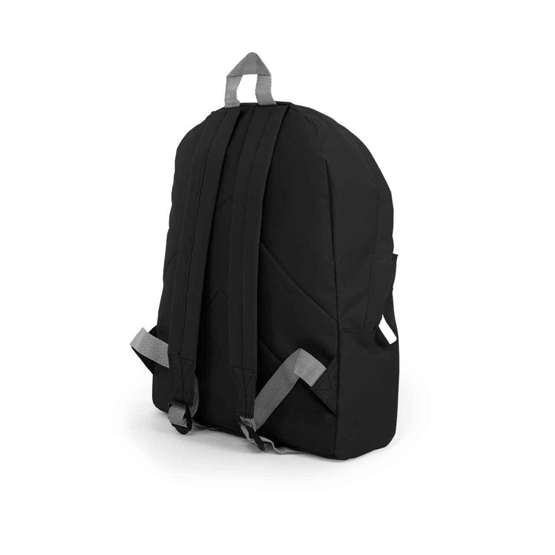 Black Discount Economy Backpacks Sold at Wholesale