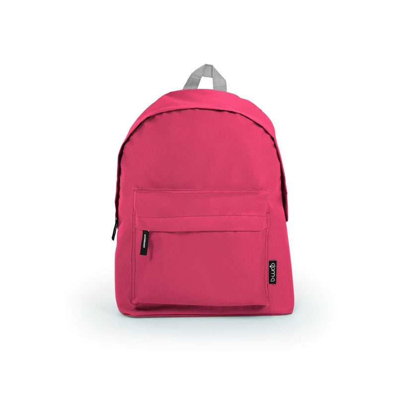 Pink Wholesale Standard Backpack Sold in Bulk