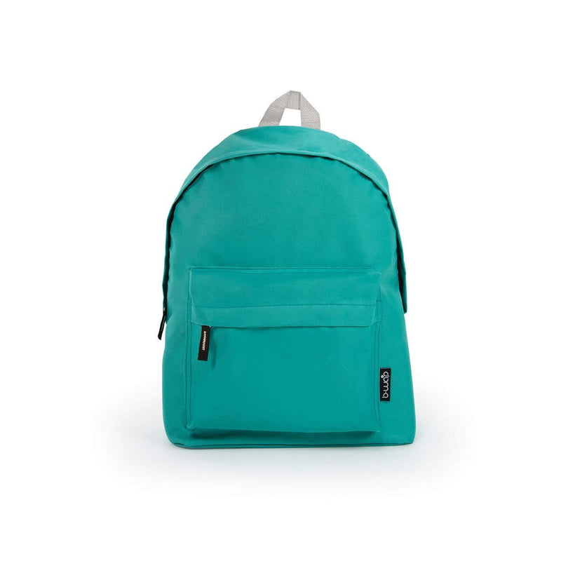 Teal Wholesale Standard Backpack Sold in Bulk