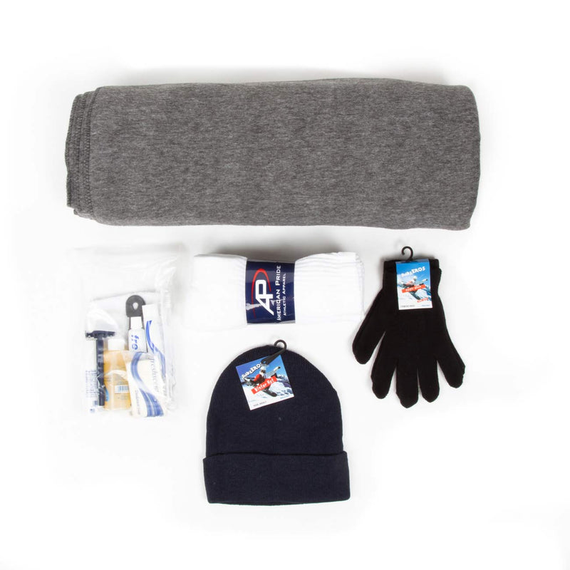 Warm homeless kit sold in bulk