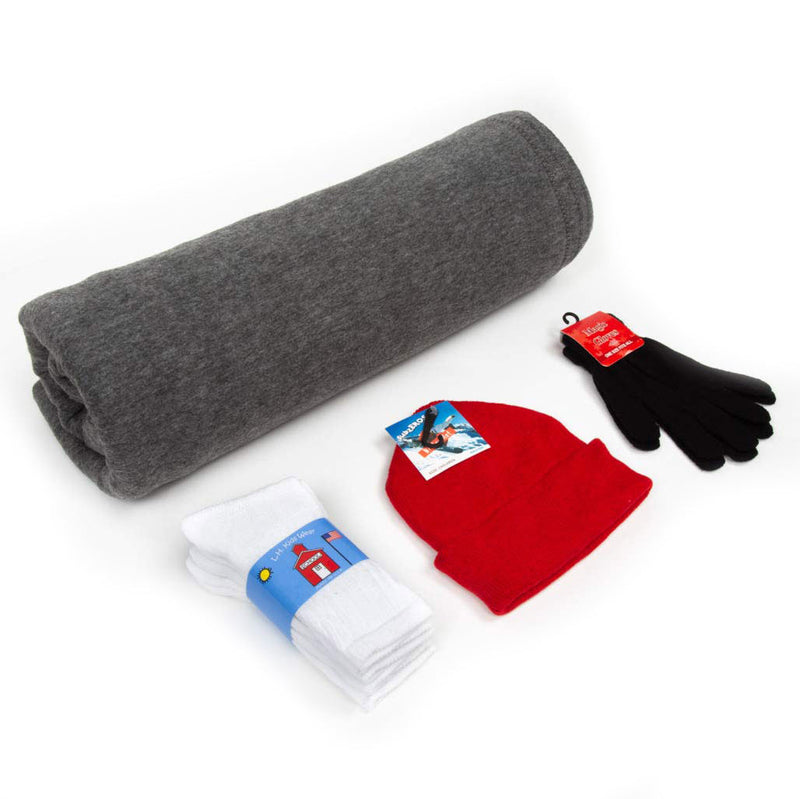 Child Winter Kit Sold at Wholesale in Bulk