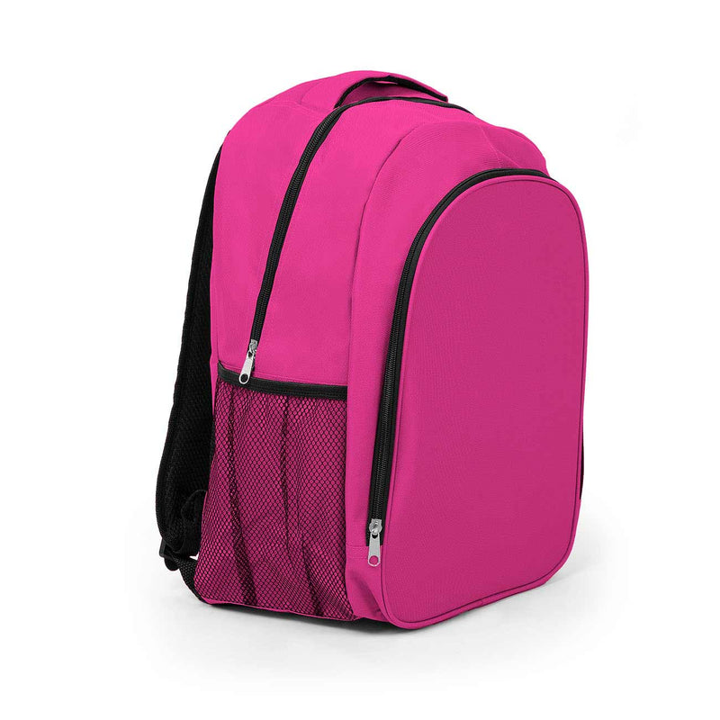 Rose Combo Wholesale 17 inch Intermediate Backpacks Sold as Bags in Bulk