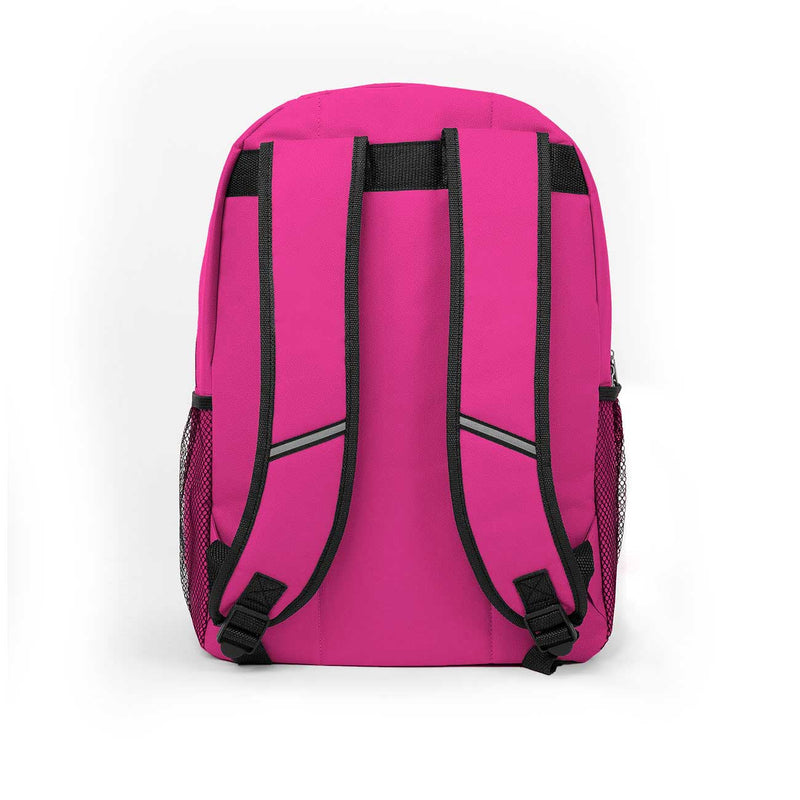 Rose Combo Discount 17 inch Intermediate Backpacks Sold in Bulk