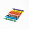 Discount Jumbo Triangle Crayons School Supply 8 Pack