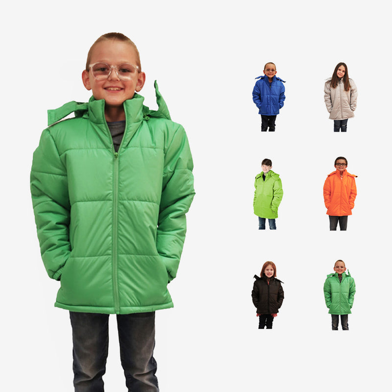 Wholesale Child Coat Classic Combo Sold in Bulk