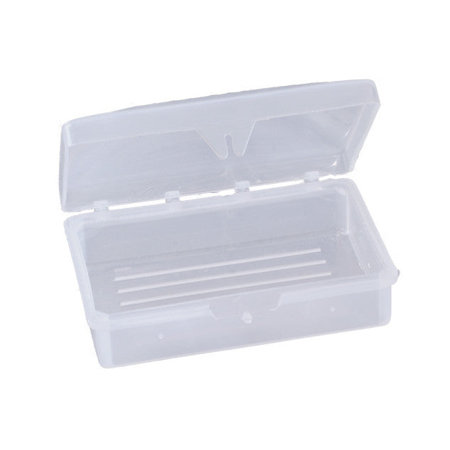 Personal Hygiene Products Hinged Soap Dish Sold at Wholesale
