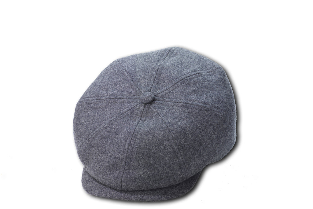 Loden Brooklyn Newsboy Cap