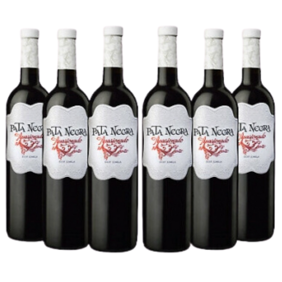 Pata Negra Apasionado Red Blend- Special Price 6 for $50!!