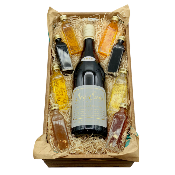 The Perfect Hostess Gift w/ White Wine