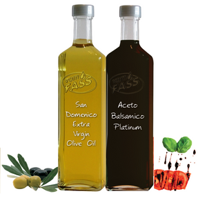 Perfect Pairings - San Domenico & Platinum -250ml