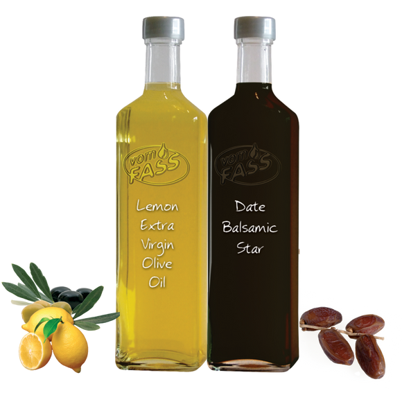 Perfect Pairings - Lemon & Date