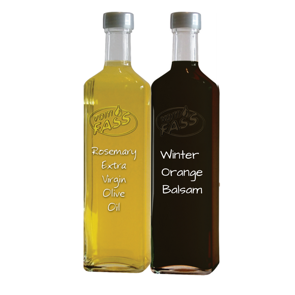 Perfect Pairings - Rosemary & Winter Orange -250ml