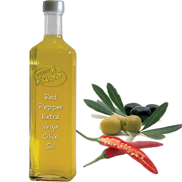 Red Pepper Extra Virgin Olive Oil