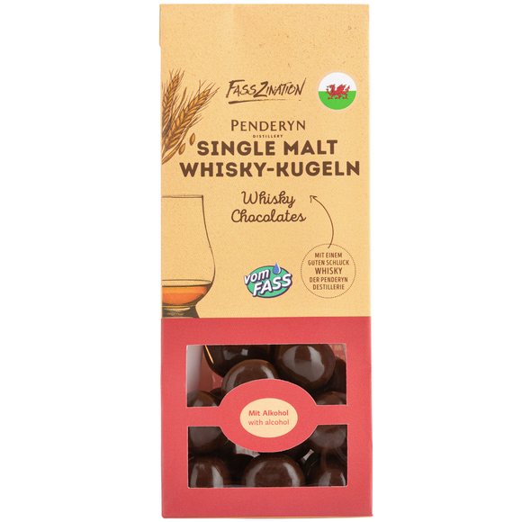 Single Malt Whisky Truffles from Penderyn