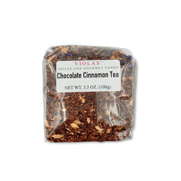 Chocolate Cinnamon Tea